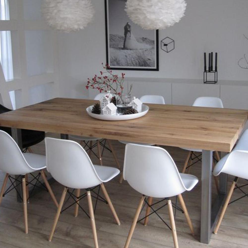 Silla Eames X4 Blanca Comedor Diseño Moderno- Más Que Sillas ...