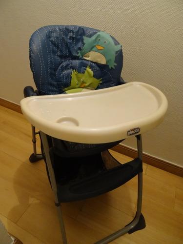 silla comer bebé chicco