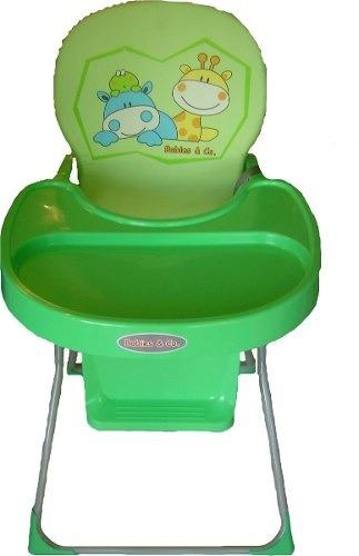 silla comer bebé duck