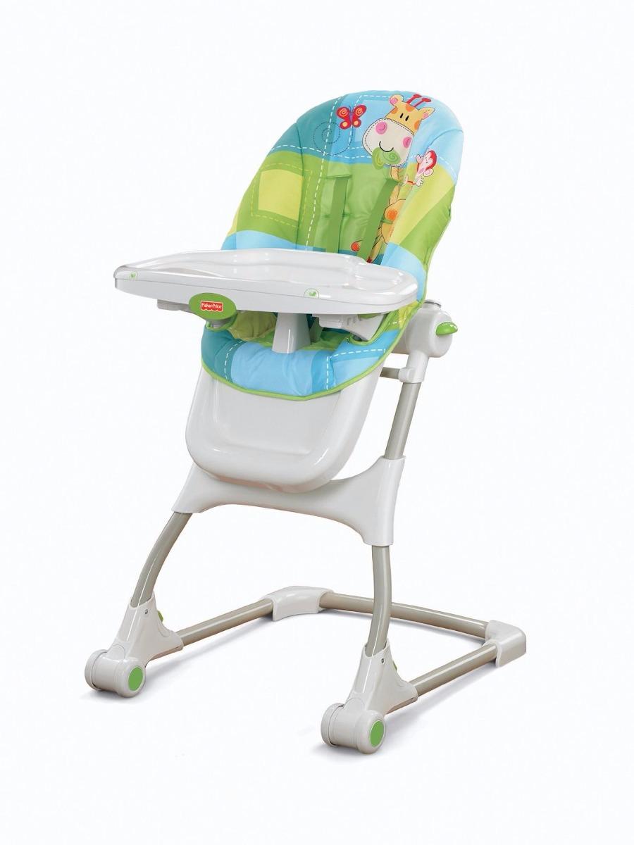 Fisher price periquera silla infantil alta comer bebe for Silla 2 en 1 fisher price
