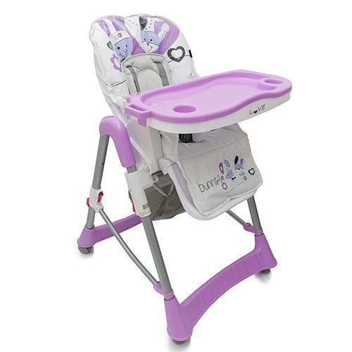 silla comer bebe love
