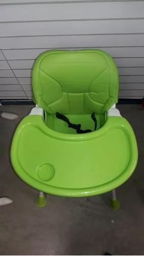 silla comer bebe plegable compacta  cici babymovil