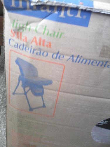 silla comer para