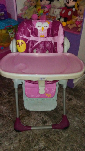 silla comer para bebe