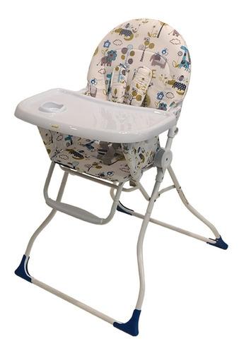 silla comer para bebé avanti anfi plegable bandeja