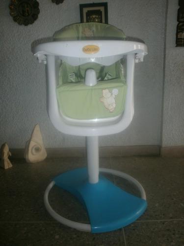 silla comer para bebes