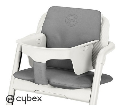 silla comer para niños y adultos cybex lemo aluminio alturas