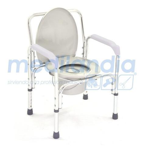 silla comodo 3 en 1 de aluminio