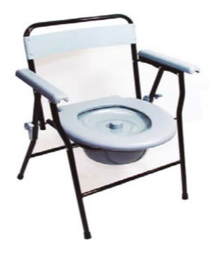silla cómodo básica baño portatil 18 pulgadas envio gratis!