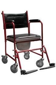 Silla comodo para ba o con ruedas de lujo 2 en mercado libre - Silla de bano con ruedas ...