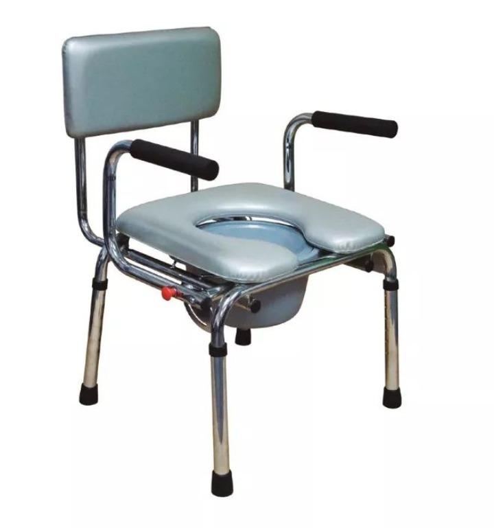 Silla - Comodo Para Baño Extra Ancha Ortopedica - $ 2,850 ...