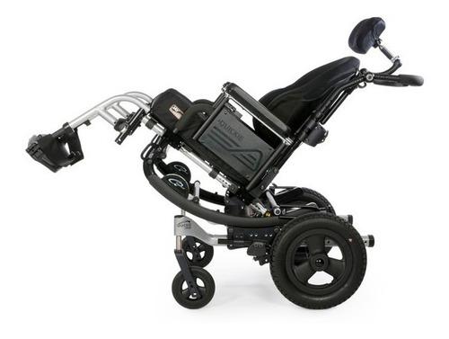 silla con basculación quickie iris loh medical