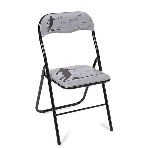 silla copa mundo plegable