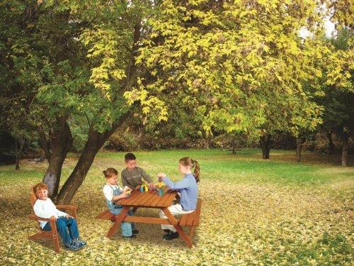 silla de adirondack de maxim child. muebles al aire libre d