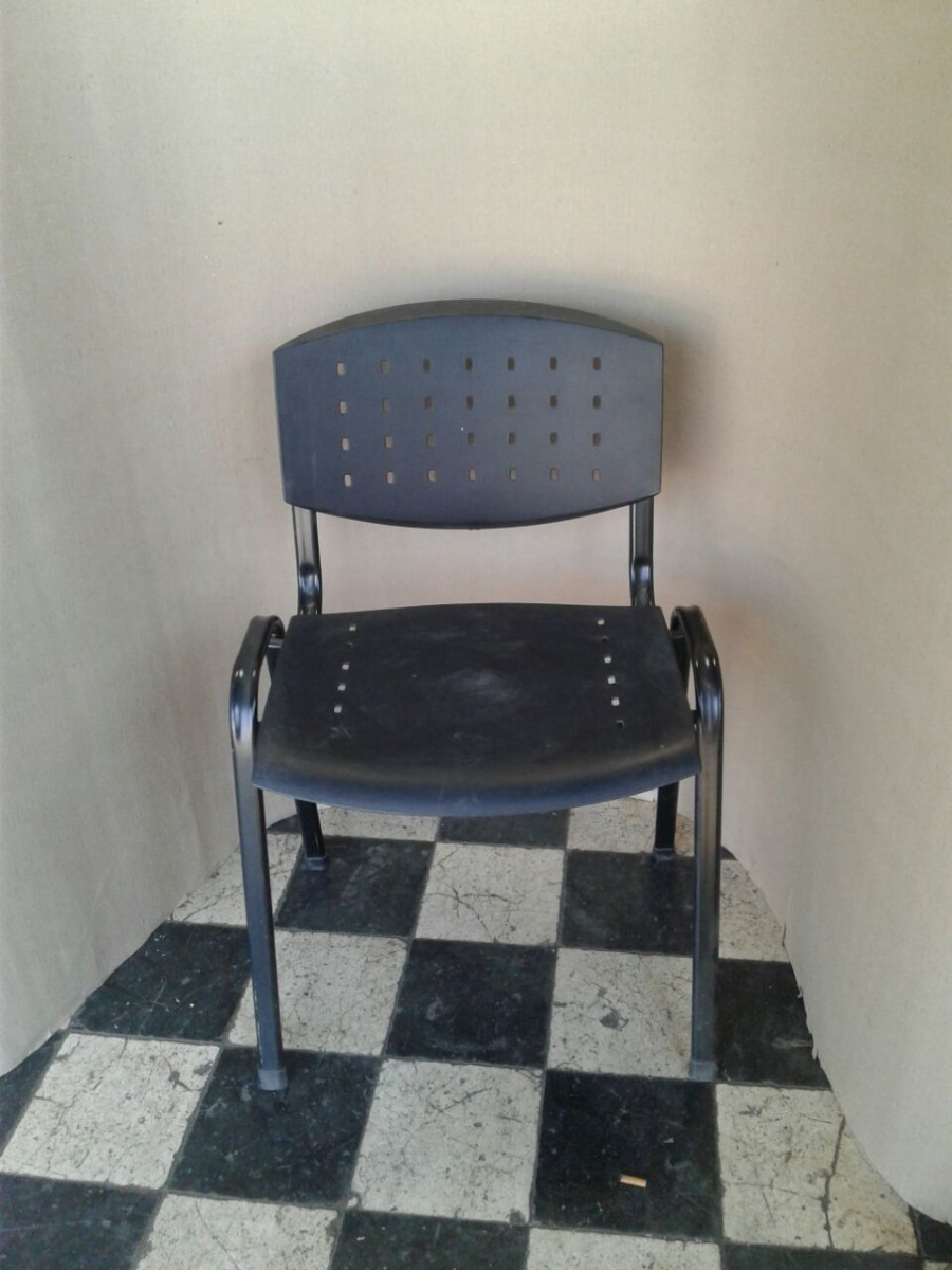 Silla De Auditorio, Sala De Espera, Recepcion, Oficina - $ 19.990 en ...