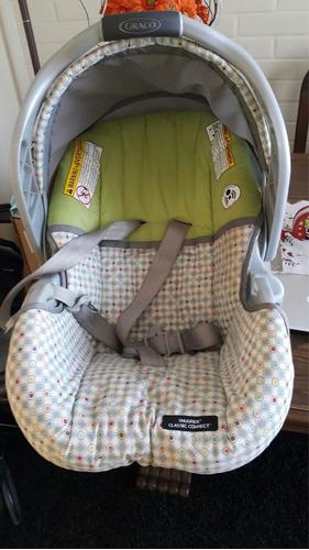 silla de auto butaca graco 40000 con base