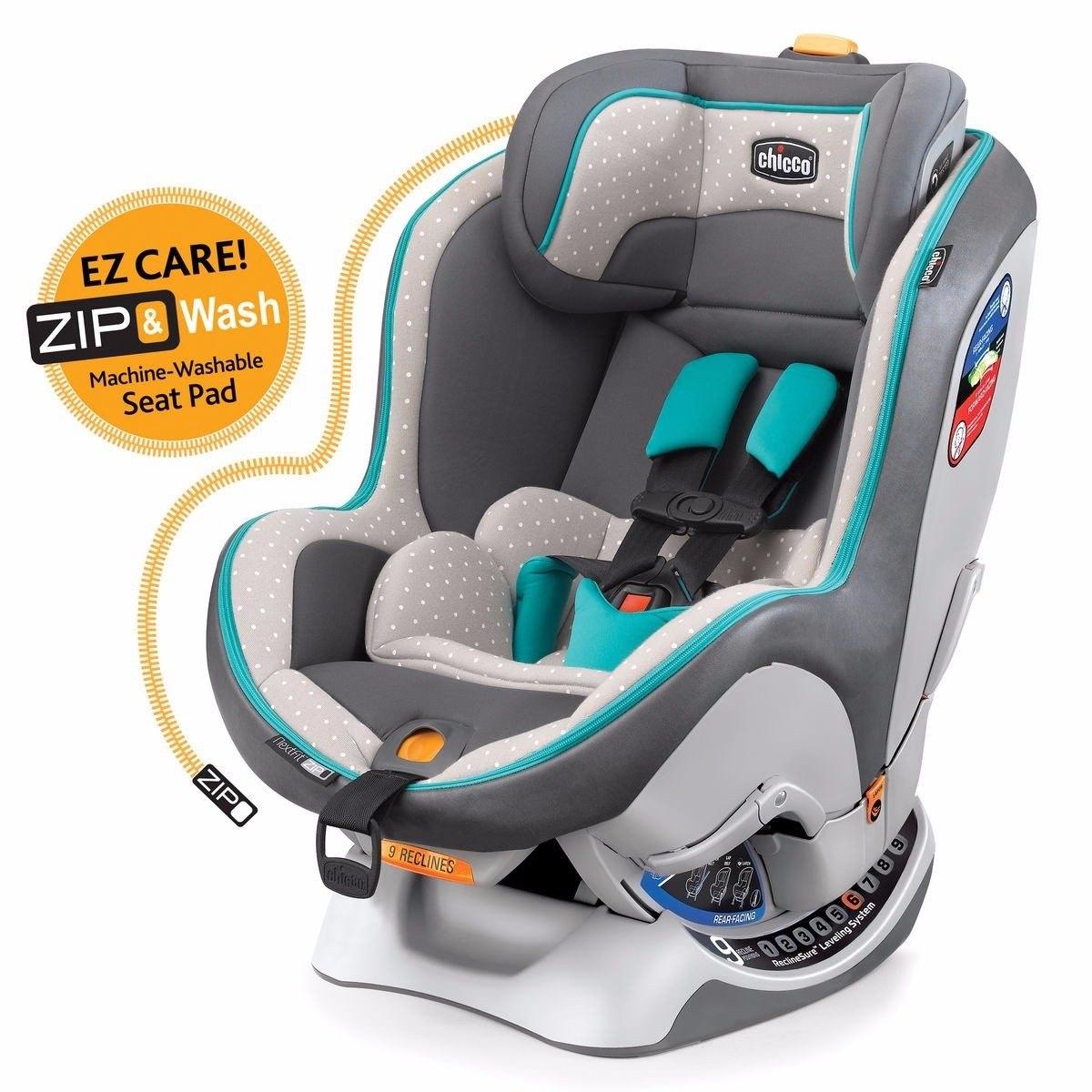 Silla de auto chicco nextfit convertible car seat nueva en mercado libre - Sillas de auto chicco ...
