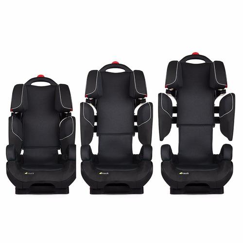 silla de auto con sistema isofix bodyguard plus de hauck