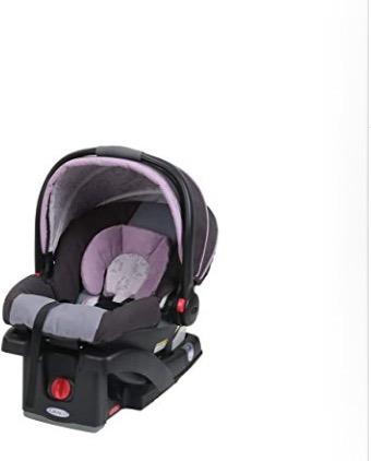 silla de auto graco snugride 30lx rosa t/melonitutito