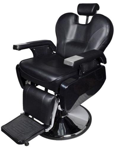 Silla de barbero reclinable 3650pesos por castores for Sillas para tatuar