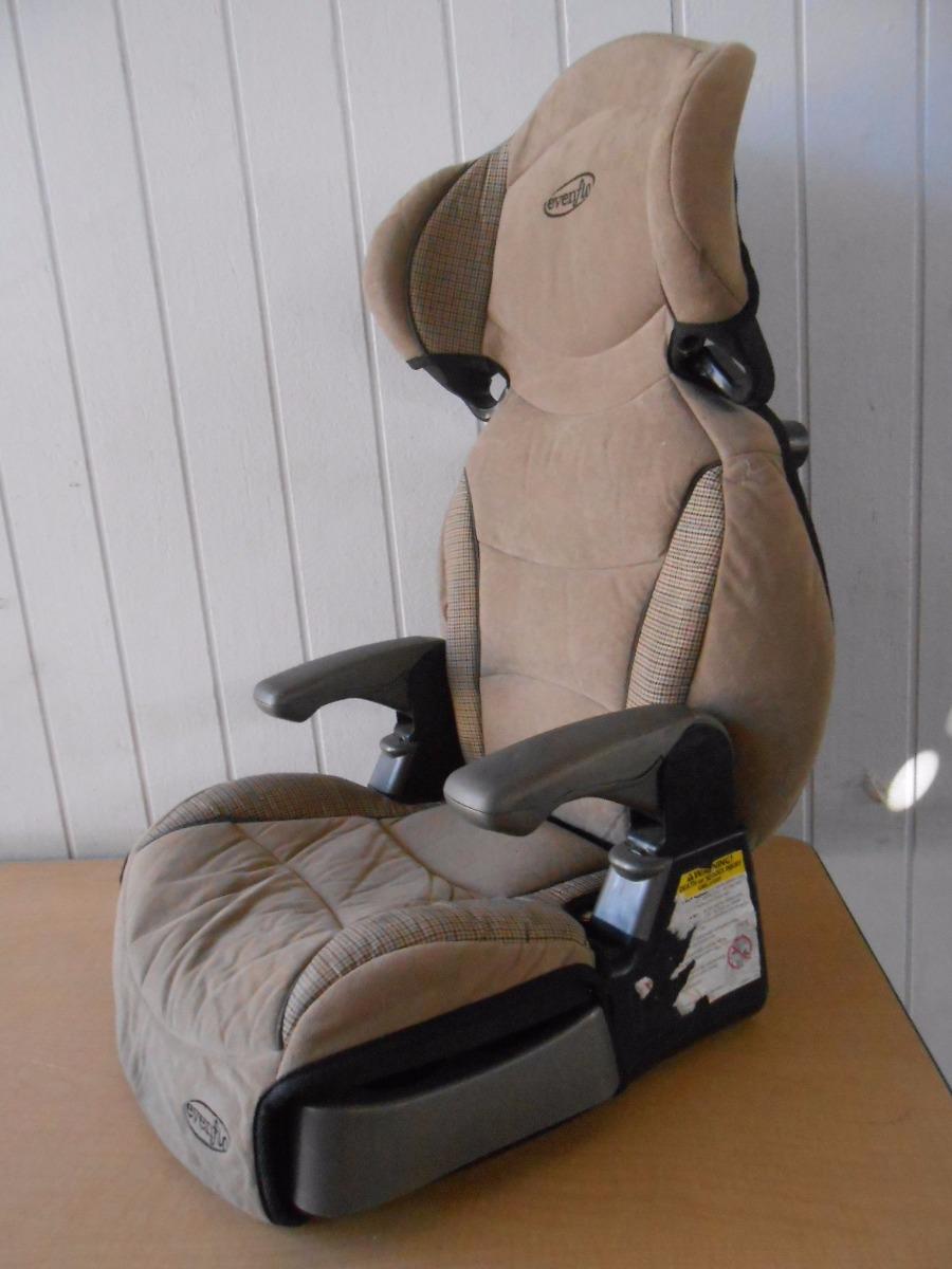 Silla de bebe carro marca evenflo ni os 3 a 10 a os 238 for Sillas para autos para ninos 4 anos