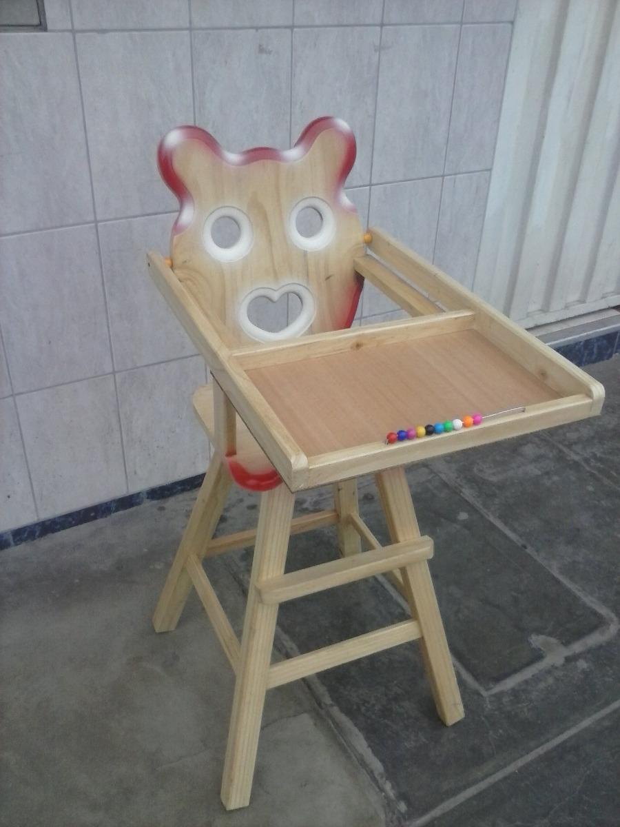 Silla de bebe madera madera pino nuevo movilidad - Silla colgante para bebe ...