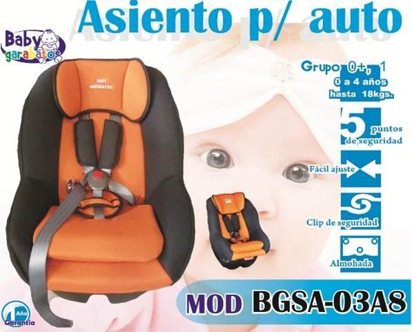 Silla de bebe para auto en mercado libre for Asiento de bebe para auto