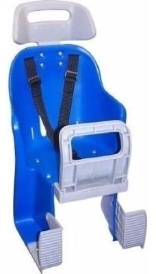 silla de bebe para bicicleta + porta paquete porta equipaje