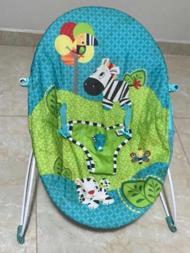 silla de bebe vibradora  unisex