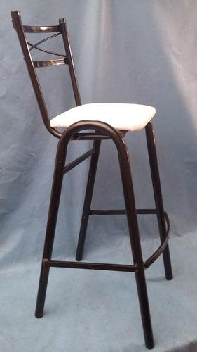silla de caño alta super reforzada