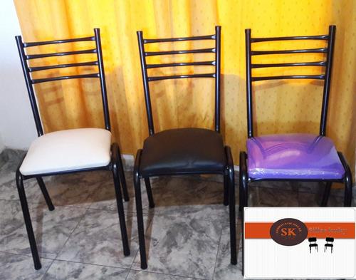 silla de caño apilable*sillas kuky* ,hot sale!!
