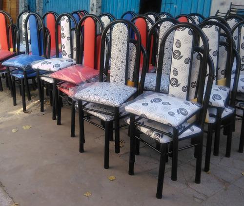 silla de caño palmeta reforzada - con tarjeta - promociones!
