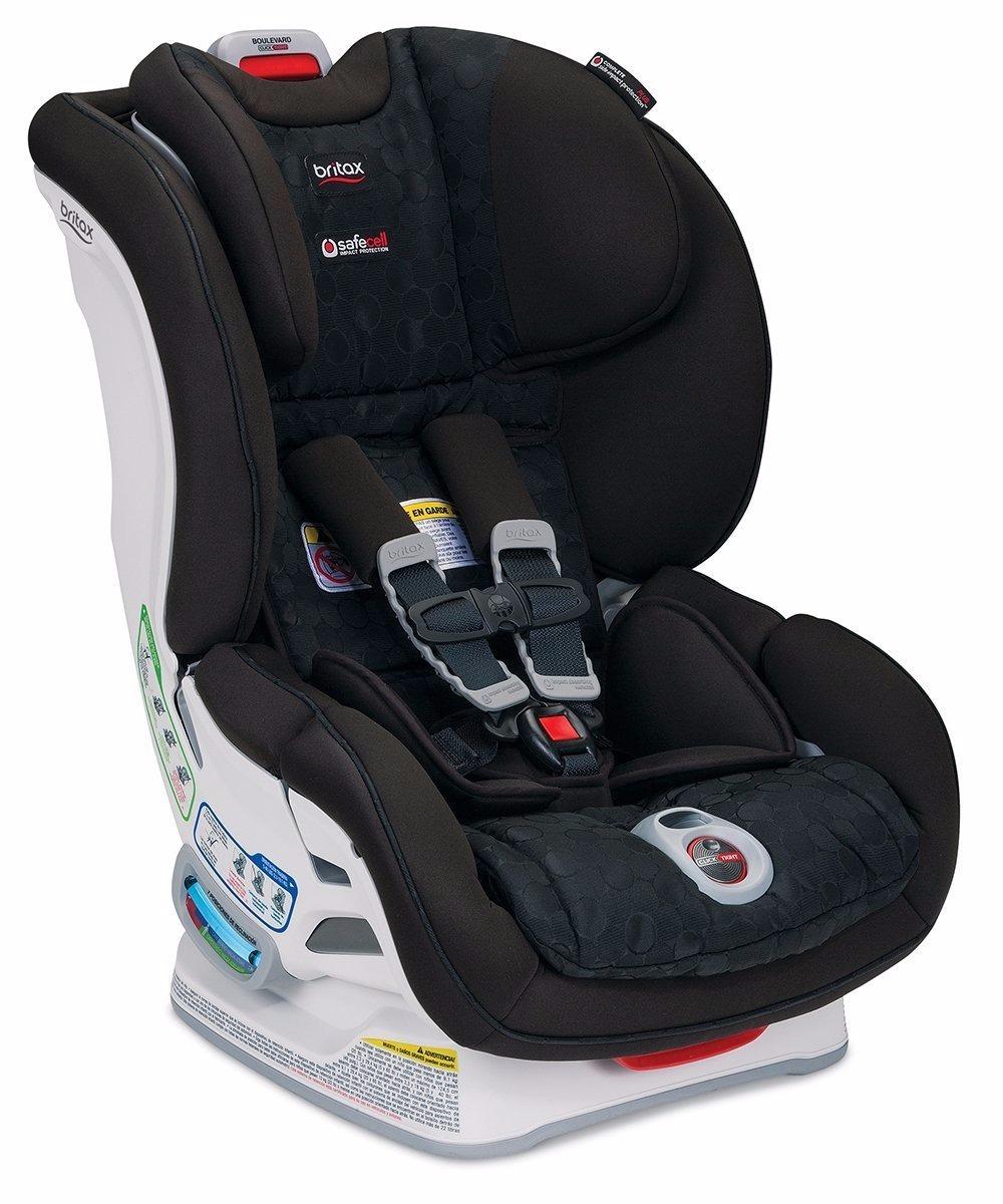 Silla de carro britax boulevard asiento de bebe hasta ni o for Silla para ninos carro