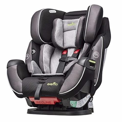 Silla de carro evenflo symphony elite reclinable bebe ni o Sillas de carro para ninos