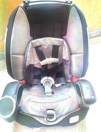 silla de carro para bebes graco