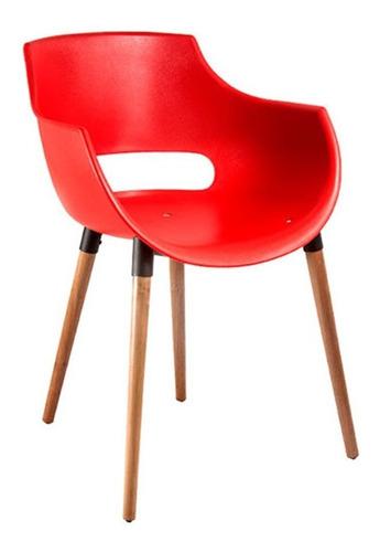 silla de comedor frida wood colors | contado