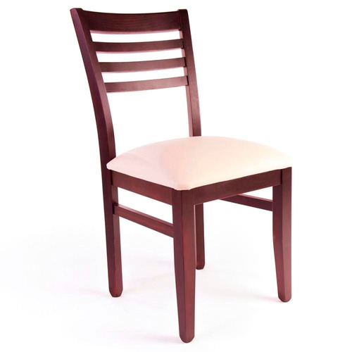 silla de comedor inmacol 350 corpus madera maciza