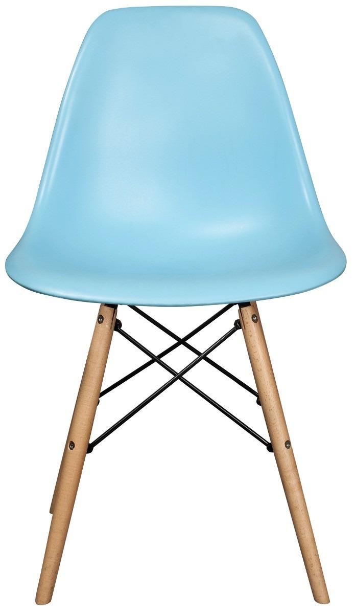 Silla De Celeste Modelo Comedor Color Eames eCxordB