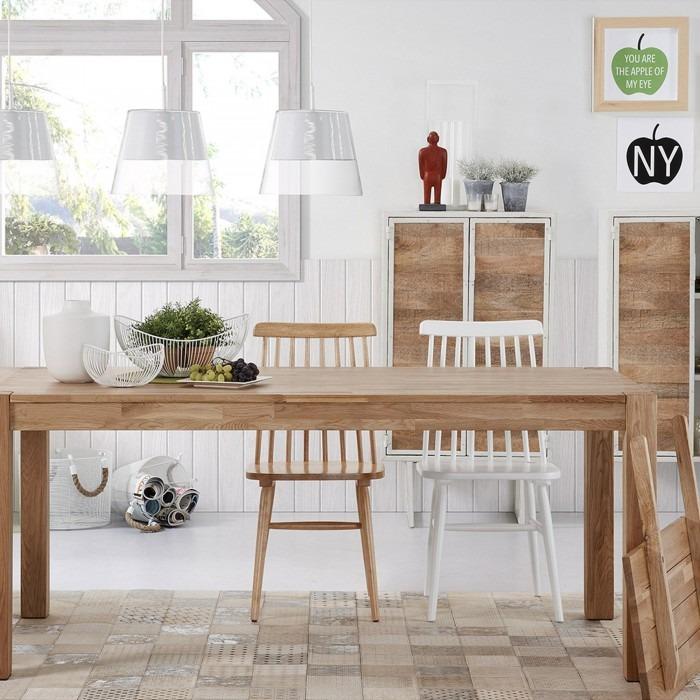 Silla de comedor moderna en madera tressia n rdica for Sillas para comedor de madera modernas