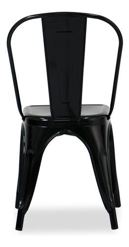 silla de comedor tolix varios colores pub hogar muebles