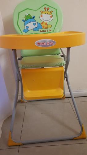 silla de comer babies & co.