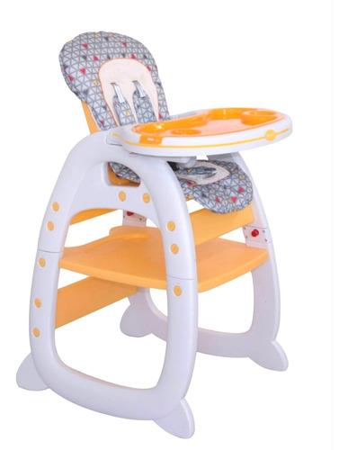 silla de comer bebé 2en1 escritorio ebaby