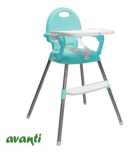 silla de comer bebe avanti 3 en 1 convertible booster patas