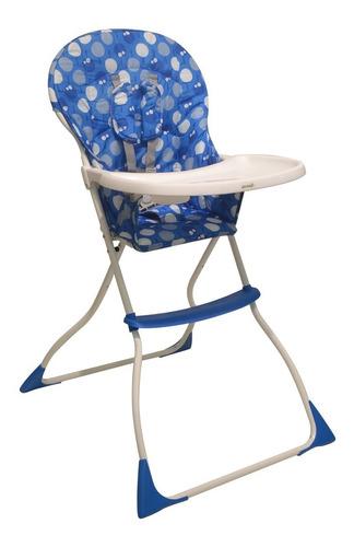 silla de comer bebé avanti helvética plegable apoyapiés