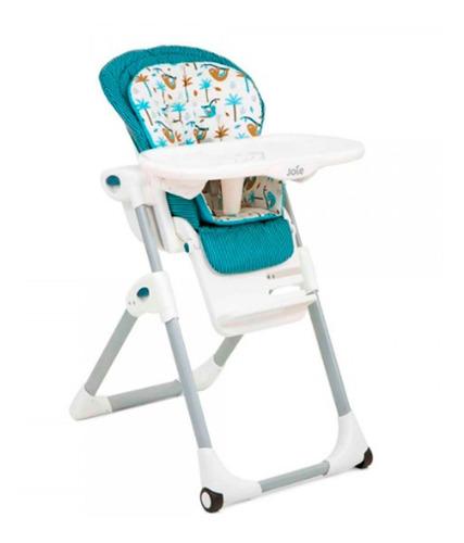 silla de comer bebe mimzy lx  7 alturas joie babymovil