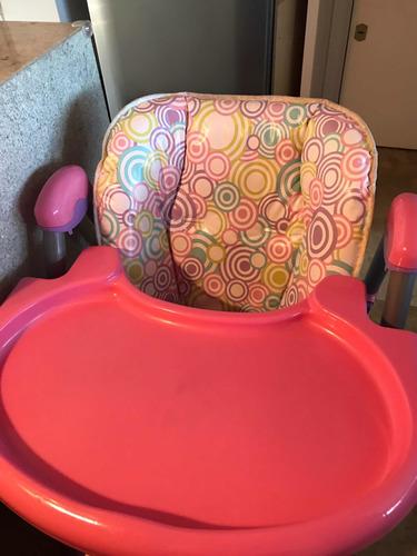 silla de comer bebe niño muy buena calidadsúper resistente!
