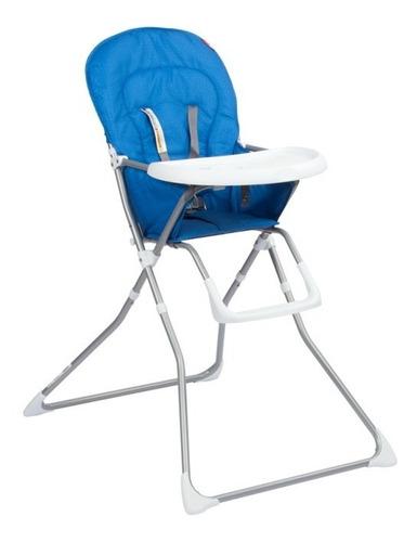 silla de comer board blue stylo