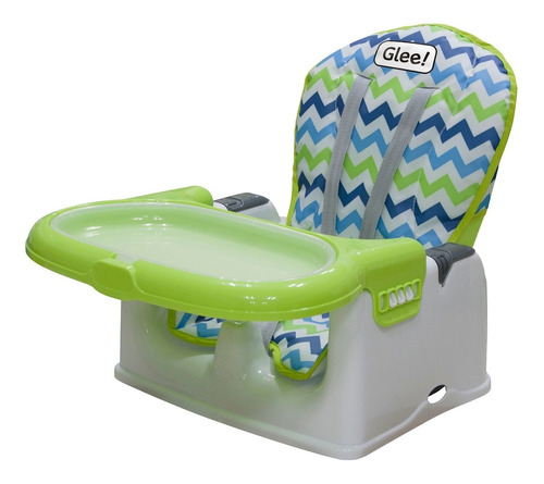 silla de comer booster glee a8216 portatil c/ reclinado