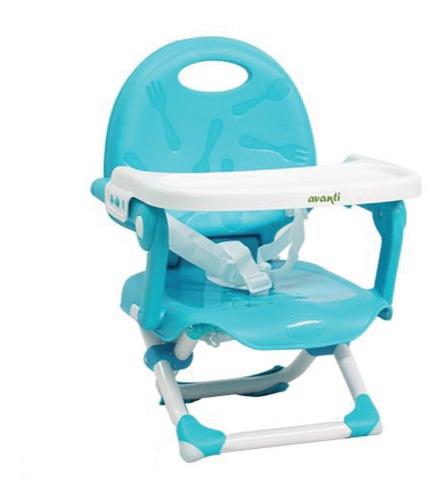 silla de comer booster para bebé avanti candy plegable