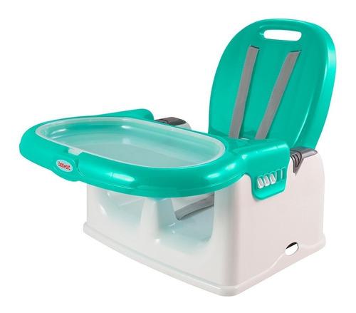 silla de comer booster verdeagua bebé bebesit 8123
